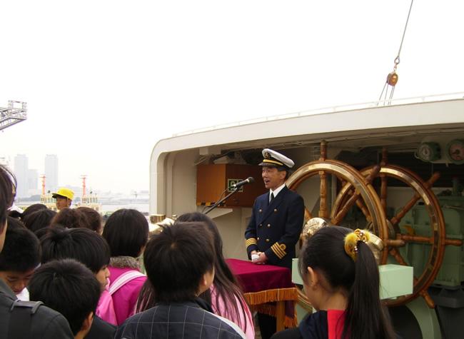 船員教育機関について:海を学ぶ...